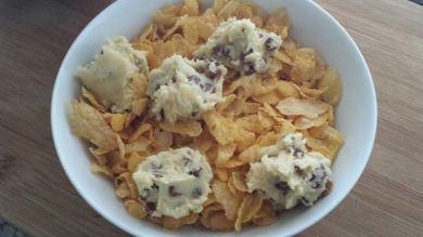 cornflake biscuits, healthy snack, cookies, cereal, biscuits, food, baking