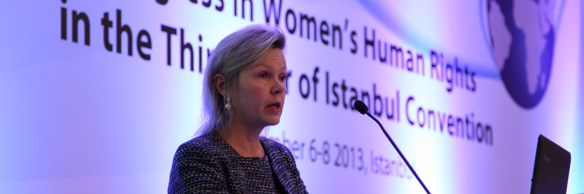 Istanbul Convention, Council of Europe Convention on Preventing and Combating Violence against Women and Domestic Violence