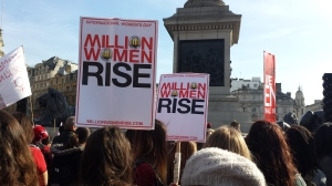 Womens Day in London 2014