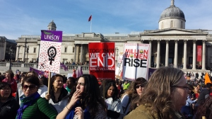 Womens Day London 2014