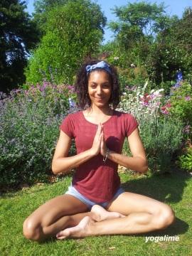 pranayama, yoga at yogalime