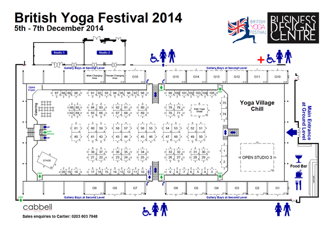 British Yoga Festival – Register for your free ticket now