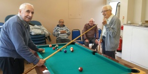 Young at Heart Club at Selmo, on the Samuda Estate