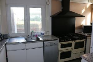 SELMO Centre kitchen, always spotless - Oct 2014