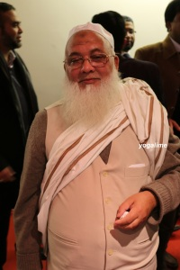 Molana Shamsul Haque, Chair of the Council of Mosques , Tower Hamlets,