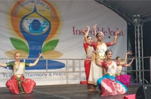 International Yoga Day London