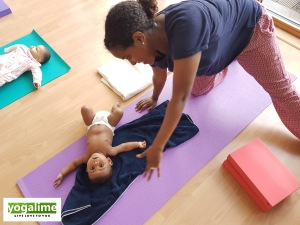 Mum and Baby Yoga E14