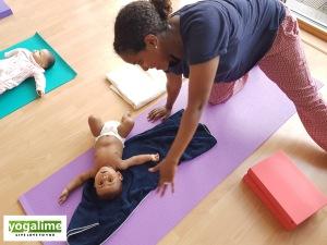Mum and Baby Yoga E14