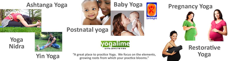 Yogalime – Yoga classes in East London
