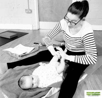 Baby Massage East London